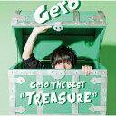 """Gero/Gero The Best """"Treasure""""(初回限定盤A)(DVD付)"""
