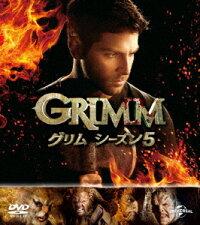 デヴィッド・ジュントーリ/GRIMM/グリムシーズン5バリューパック