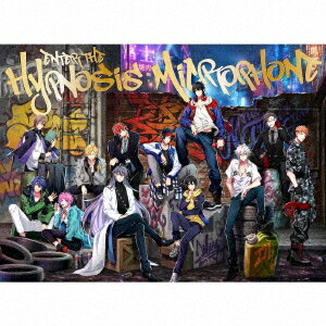 CD, アニメ Division Rap Battle 1st FULL ALBUMEnter the Hypnosis MicrophoneLIVEBluray Disc