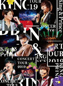King & Prince/King & Prince CONCERT TOUR 2019(初回限定盤)(Blu−ray Disc)