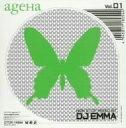 ageHa Vol.01 Non Stop Mixed By DJ EMMA / オムニバス