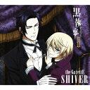 GazettE/SHIVER(黒執事盤)期間限定盤(DVD付)
