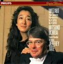 内田光子/モーツァルト:ピアノ協奏曲第18番 第19番