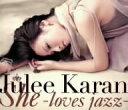 【/4951249017440】樹里からん/She-loves jazz-