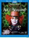 【ご予約特典:ファンタジー・アートケース付】アリス・イン・ワンダーランド(Blu−ray Disc...