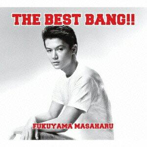 【送料無料】福山雅治/THE BEST BANG!!(初回限定盤)(DVD付)