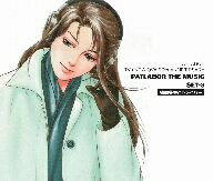 CD, アニメ  PATLABOR TVNEW OVA 20th ANNIVERSARY PATLABOR THE MUSIC SET3