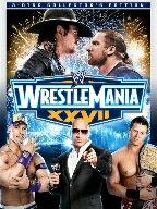 WWE/WWE レッスルマニア27