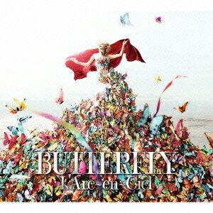 【送料無料】ラルク・アン・シエル/BUTTERFLY(完全生産限定盤)(DVD付)