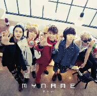 MYNAME/Message(Type−B)(DVD付)