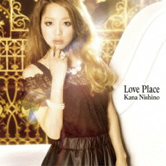 【送料無料】西野カナ/Love Place(初回生産限定盤)(DVD付)