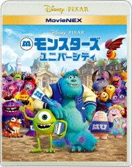 【送料無料】モンスターズ・ユニバーシティ MovieNEX ブルーレイ+DVDセット