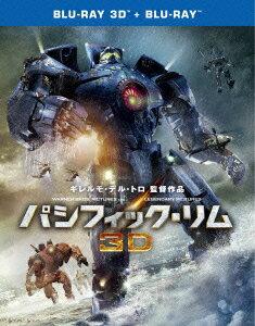 【送料無料】【期間限定:今だけ特別価格!!】パシフィック・リム 3D&2Dブルーレイセット(Blu...