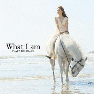 【送料無料】平原綾香/What I am(初回限定盤)(DVD付)