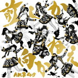 AKB48/前しか向かねえ(Type A)(初回限定盤)(DVD付)