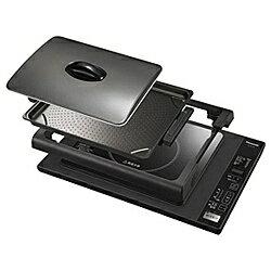パナソニックKZ-HP1100-K(ブラック)_IHホットプレート