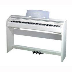 【設置】CASIO PX-750WE(ホワイトウッド調) Privia デジタルピアノ
