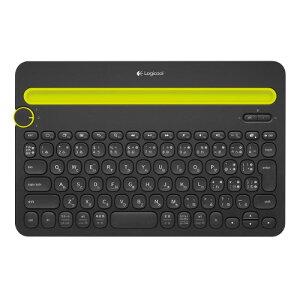 ロジクール K480BK(ブラック) Bluetooth Multi-Device Keyboard