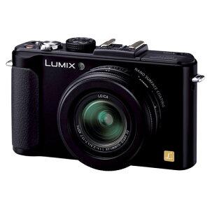 【送料無料】Panasonic DMC-LX7-K(ブラック) LUMIX