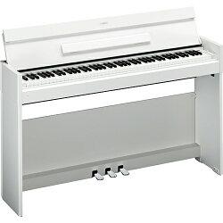 ヤマハYDP-S52-WH(ホワイトウッド調)_ARIUS(アリウス)_電子ピアノ_88鍵盤