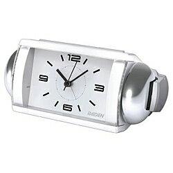 セイコークロック NQ709W 目覚まし時計 RAIDEN ライデン