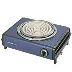 東芝 HP-635-L(ブルー) 電気こんろ 600W