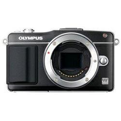 【送料無料】OLYMPUS E-PM2 PEN mini ボディ(ブラック)