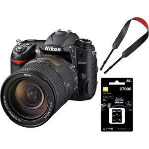 【送料無料】【在庫あり】【16時までのご注文完了で当日出荷可能!】Nikon D7000 18-300VR スー...