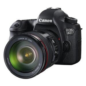 【送料無料】CANON EOS 6D EF24-105 F4 LIS レンズキット