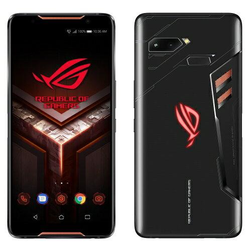 【送料無料】ASUS ROG Phone(ブラック) 8GB/512GB SIMフリー ZS600KL-BK512S8