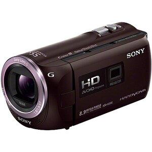 【送料無料】SONY HDR-PJ390 T(ボルドーブラウン) Handycam(ハンディカム) 32GB