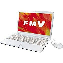 【送料無料】FUJITSU FMVA77JW(アーバンホワイト) FMV LIFEBOOK AH