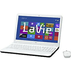 【送料無料】NEC PC-LS150LS6W(クロスホワイト) LaVie S
