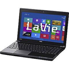 【送料無料】NEC PC-LM750LS6B(コスモブラック) LaVie M