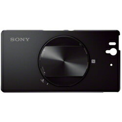 SONY SPA-ACX1-B(ブラック) XperiaZ専用アタッチメントケース