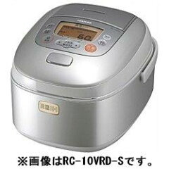 【送料無料】TOSHIBA RC-18VRD-S(グレイッシュシルバー) 真空IH炊飯器(1升)【smtb-u】