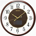セイコー SF241B ハイブリッドソーラー電波掛け時計
