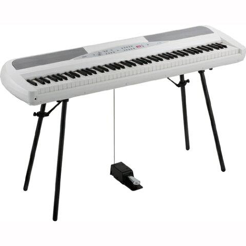 【長期保証付】KORG SP-280-WH(ホワイト) 電子ピアノ 88鍵盤