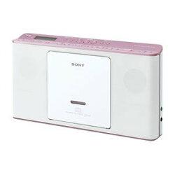 ソニーZS-E80-P(ピンク)_CDラジオ
