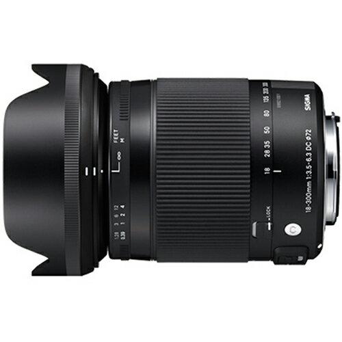 カメラ・ビデオカメラ・光学機器, カメラ用交換レンズ  18-300mm F3.5-6.3 DC MACRO OS HSM