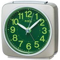 セイコー NR440G(薄金パール塗装) PYXIS 目覚まし時計