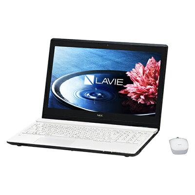 NEC PC-NS550BAW(クリスタルホワイト) LAVIE Note Standard NS550/BAW 15.6型液晶