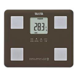 タニタBC-760-BR(ブラウン)体組成計