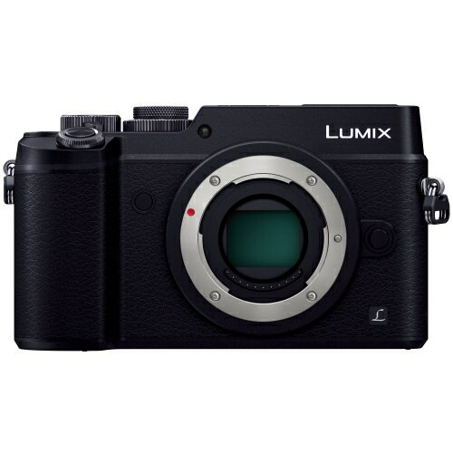 パナソニック LUMIX DMC-GX8-K ボディ(ブラック) 【送料無料】【在庫あり】16時までの注文で当日出荷可能!