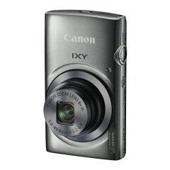 【送料無料】【在庫あり】【16時までのご注文完了で当日出荷可能!】CANON IXY 160-SL(シルバー)