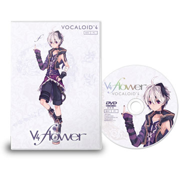 PCソフト, その他  VOCALOID4 Library v4 flower