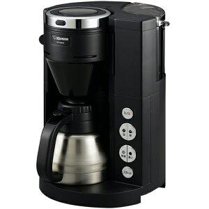 【送料無料】【長期保証付】象印 EC-NA40-BA(ブラック) コーヒーメーカー 珈琲通