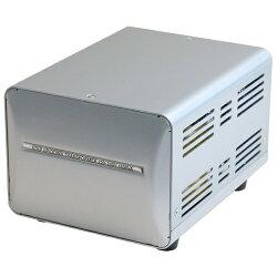 カシムラNTI-20_海外国内用薄型変圧器220-240V/1500VA