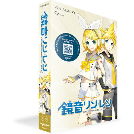 PCソフト, その他  VOCALOID4 V4X WinMac