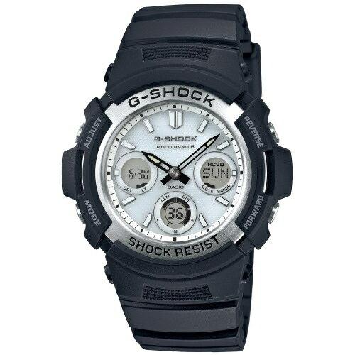 CASIO G-SHOCK wrist watch CASIO AWG-M100S-7AJF G...